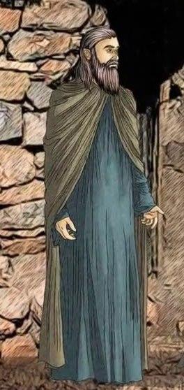 Христианин, облеченный в палий